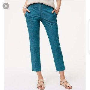 LOFT Julie ankle pants